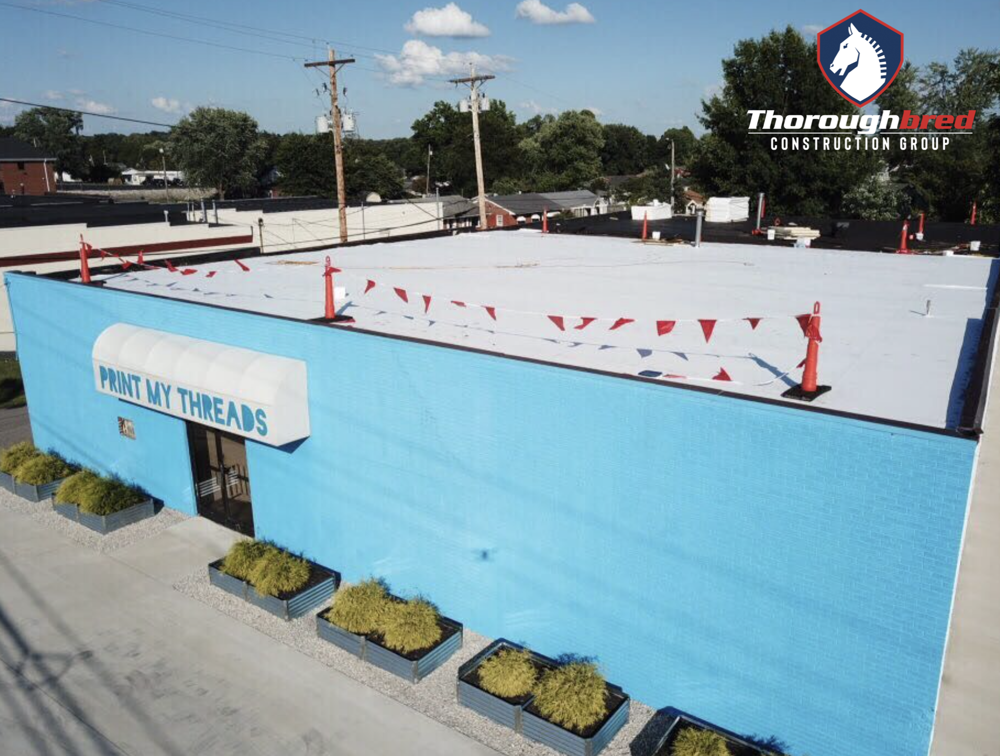 Thoroughbred Commercial Roofing